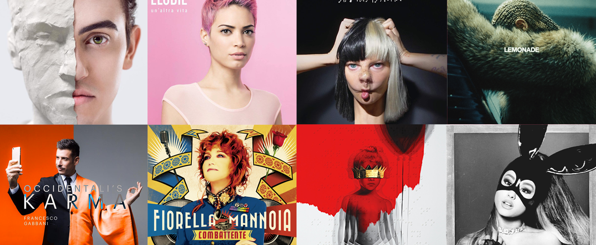 brand identity per la musica copertine album musica