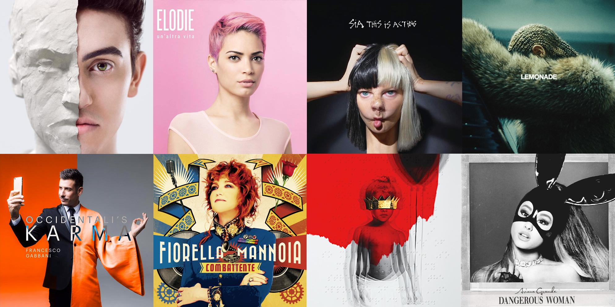 brand identity per la musica grafica copertine album musica