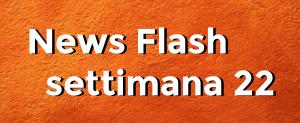 news flash settimana n22