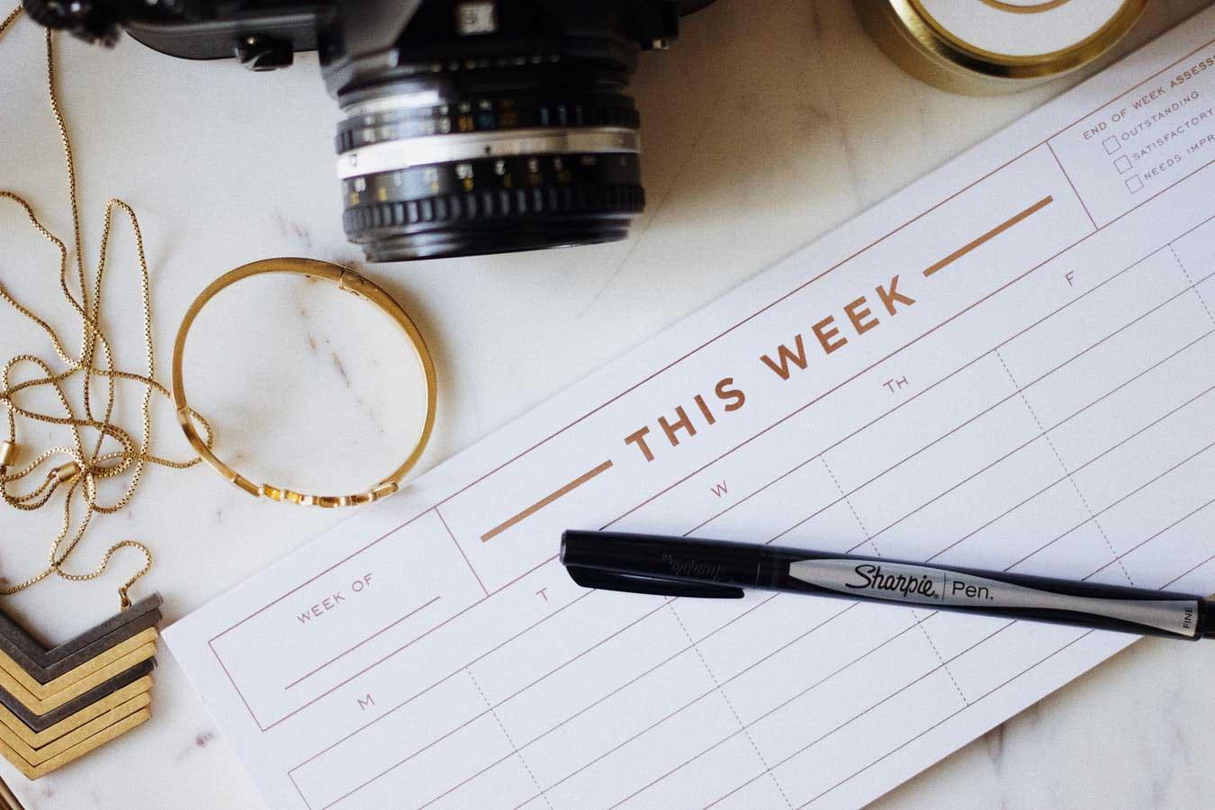 piano editoriale e calendario editoriale differenze