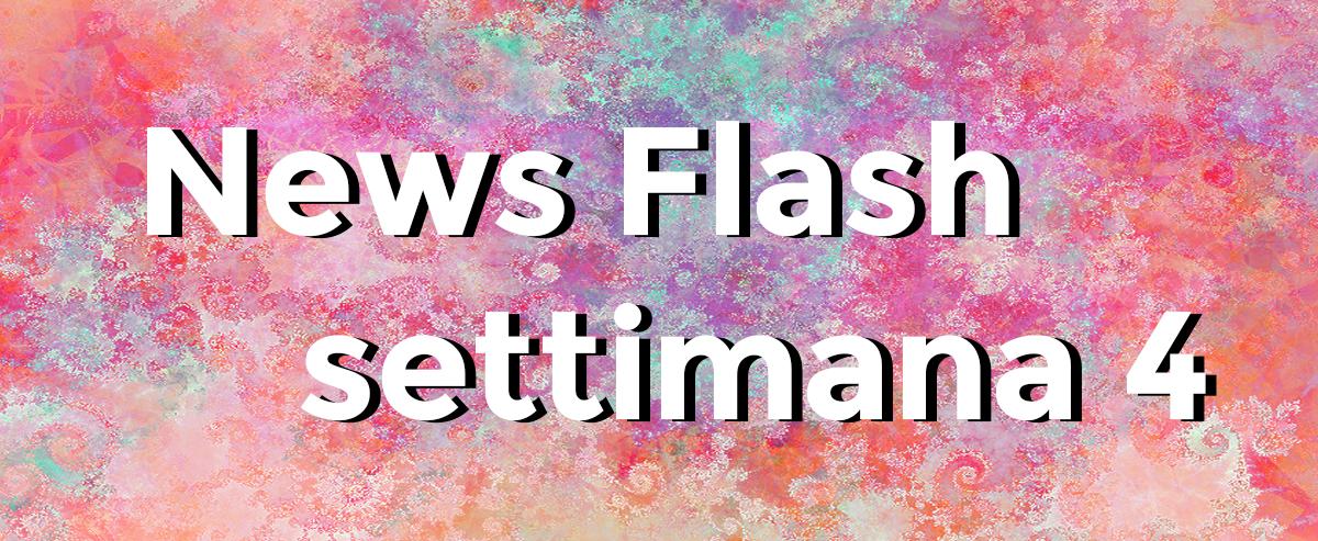 news flash settimana n4