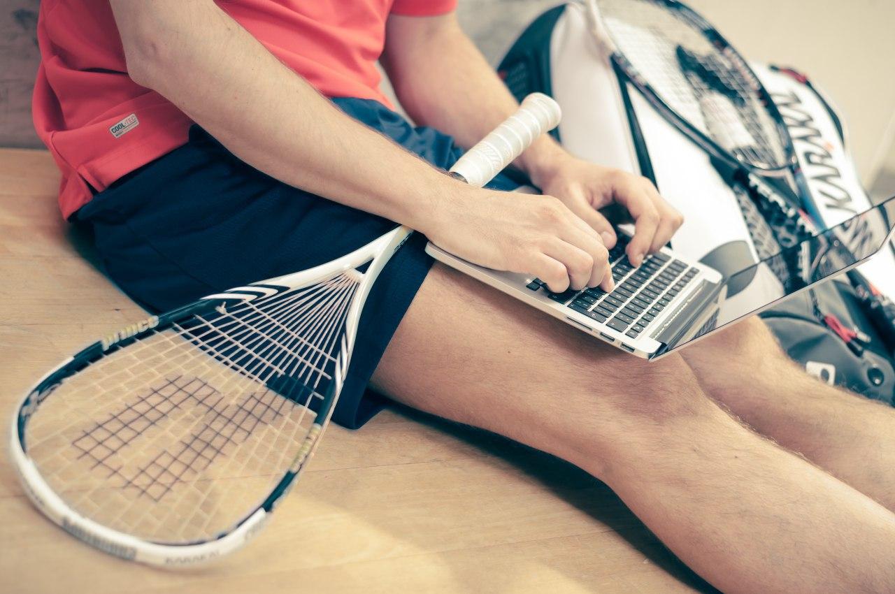 sport social media