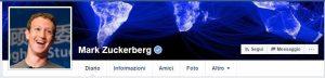 facebook mentions profilo certificato