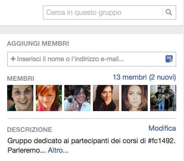 Come utilizzare i Gruppi Facebook