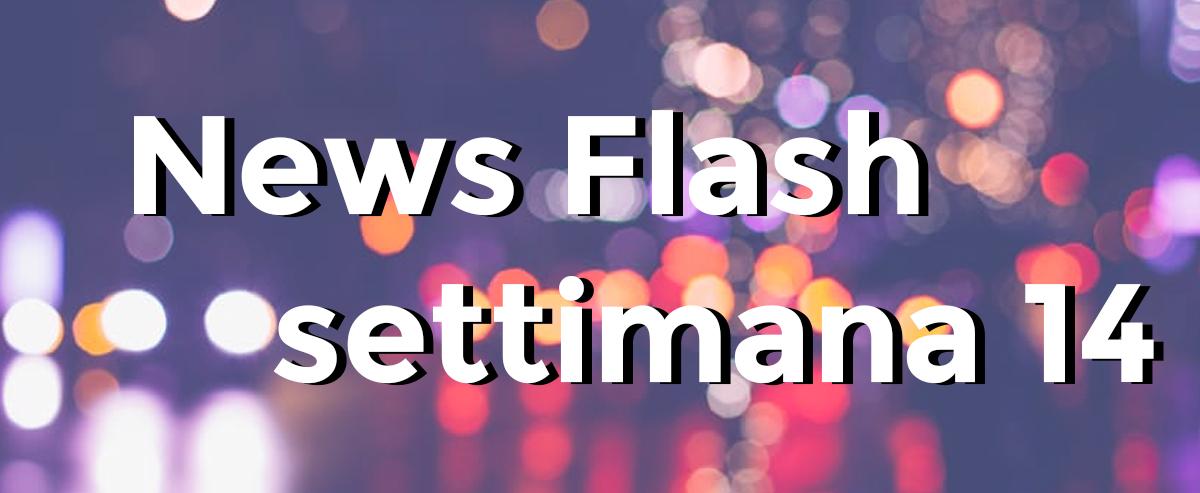 news flash settimana n14