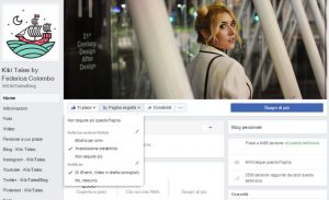 mantenere i clienti sui social