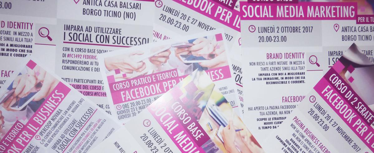 come creare un evento Facebook business